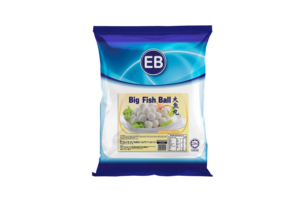 Cooked Fish Ball (Large) 500g