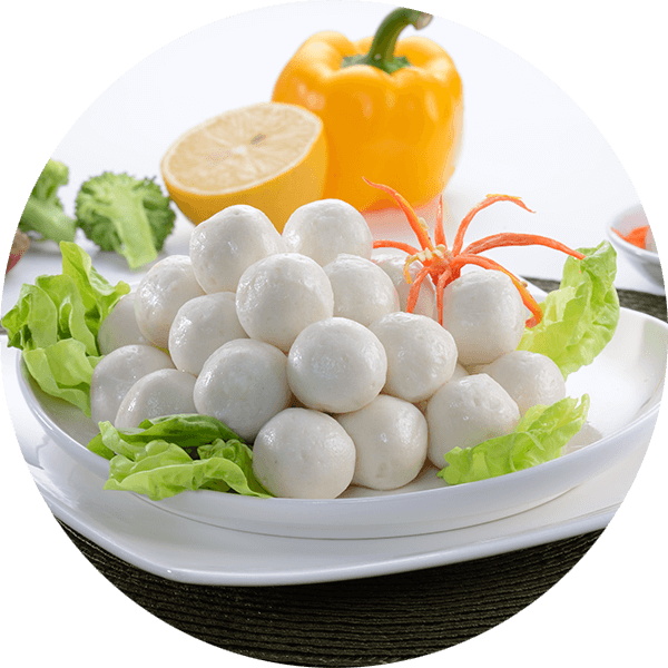 Cooked Fish Ball (Large)