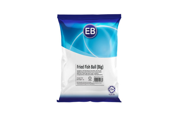 Fried Fish Ball (Large) 1kg