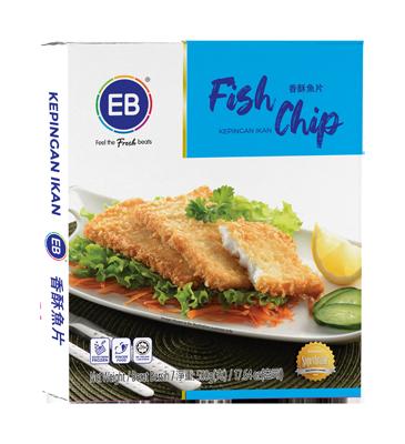 Fish Chip 500g