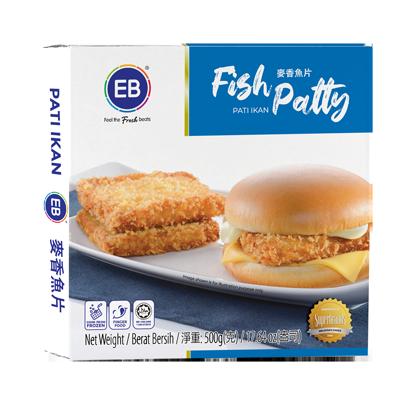 Fish Patty 500g