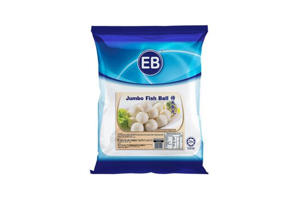 Cooked Fish Ball (Jumbo) 500g