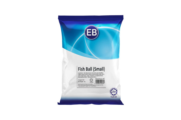 Cooked Fish Ball (Small) 1kg