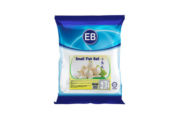 Cooked Fish Ball (Small) 500g
