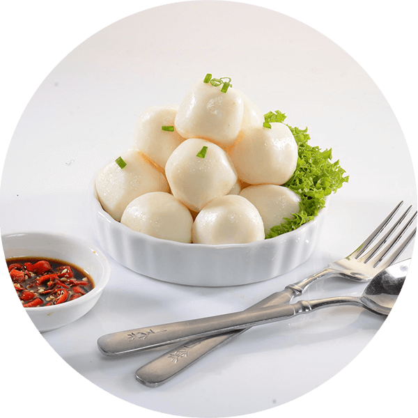 Cooked Fish Ball (Small)