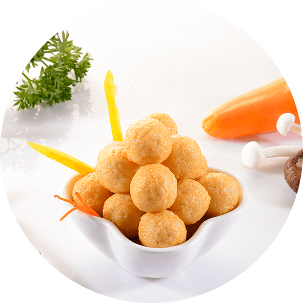 Small Fried Fish Ball