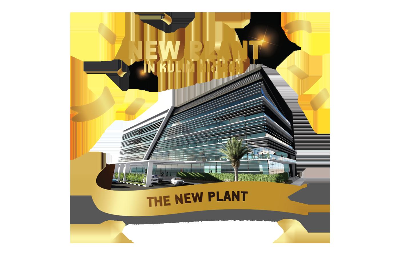 New Plant Kulim