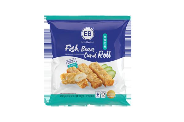 Fish Bean Curd Roll 300g