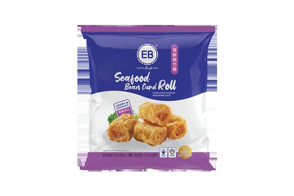 Seafood Bean Curd Roll 300g