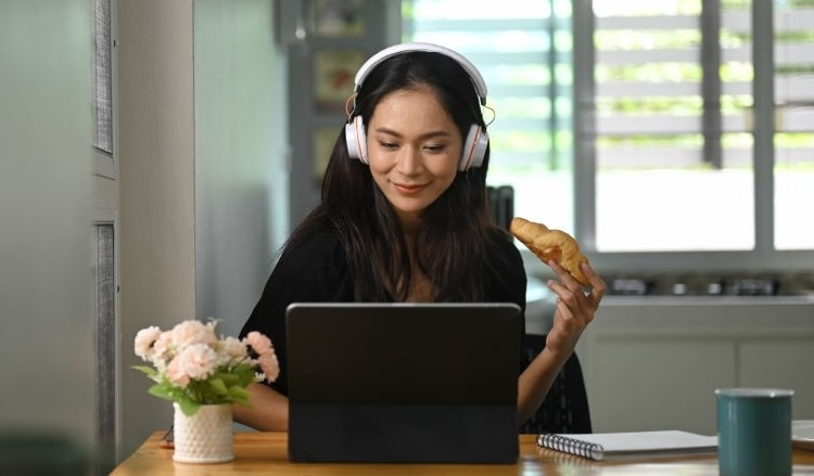 Snack Ideas When Working from Home