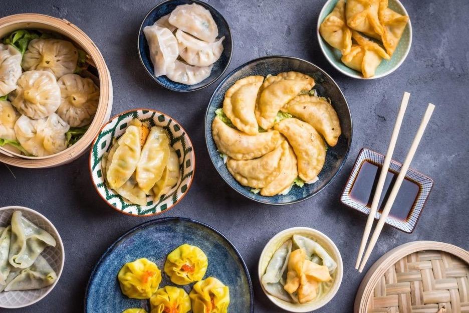dumplings wontons