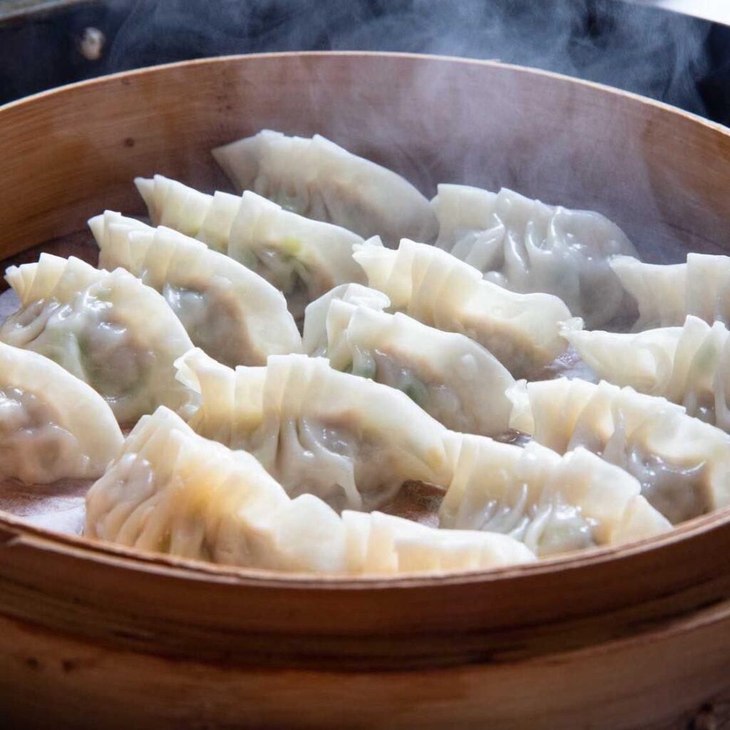 friend dumplings